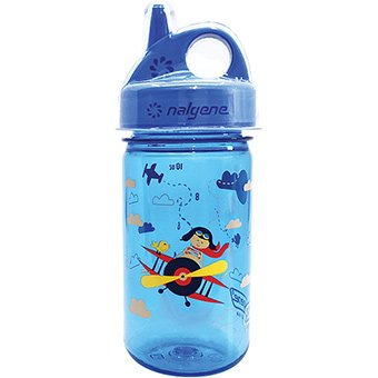 Nalgene Grip-N-Gulp Kid's Water Bottle w/Cover