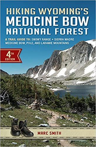 OSP Hiking WY's Med Bow National Forest Guide Book