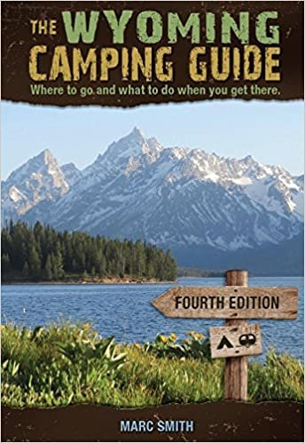 OSP The WY Camping Guide Book