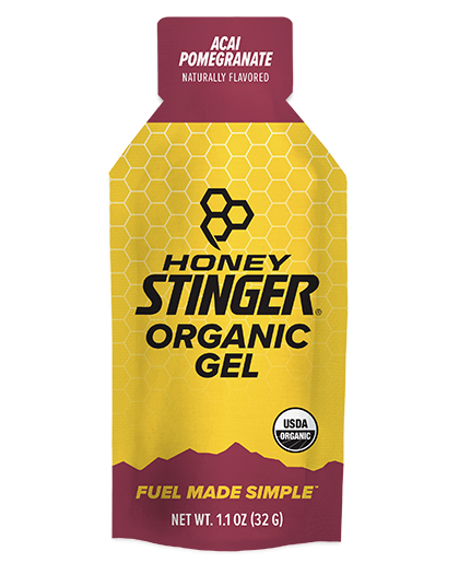 Honey Stinger Organic Energy Gels