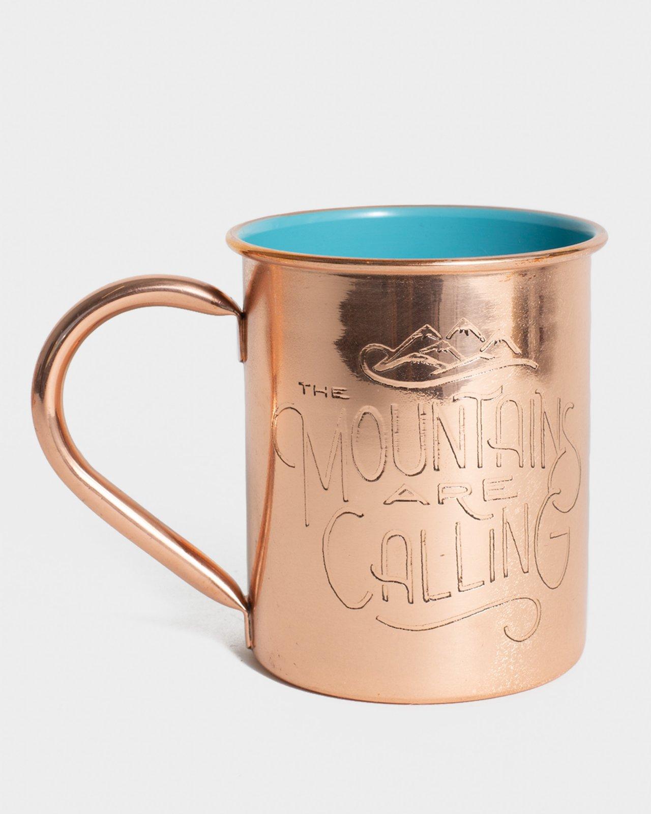 UbB 14oz Copper Enamel Mug
