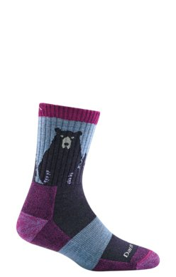 Darn Tough Bear Town Micro Crew Socks