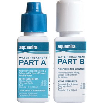 Aquamira 1 oz Water Treatment Drops