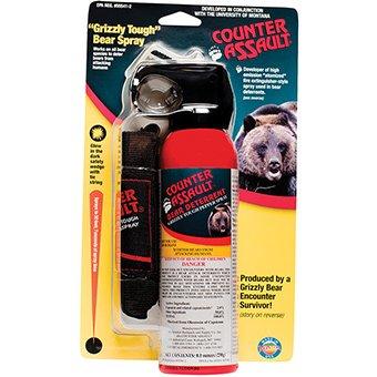 Counter Assault Bear Deterrent Spray w/Holster