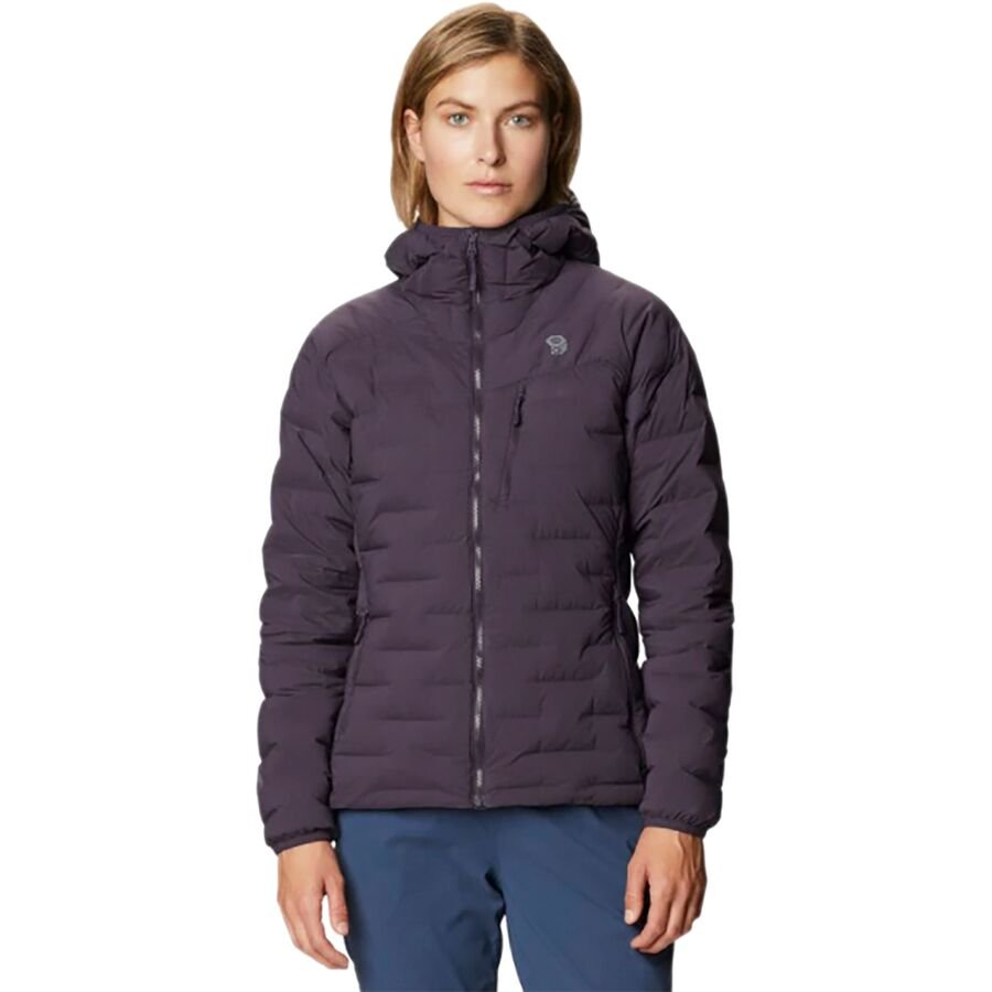 MHW Super/DS Stretchdown Hooded Women's Jacket