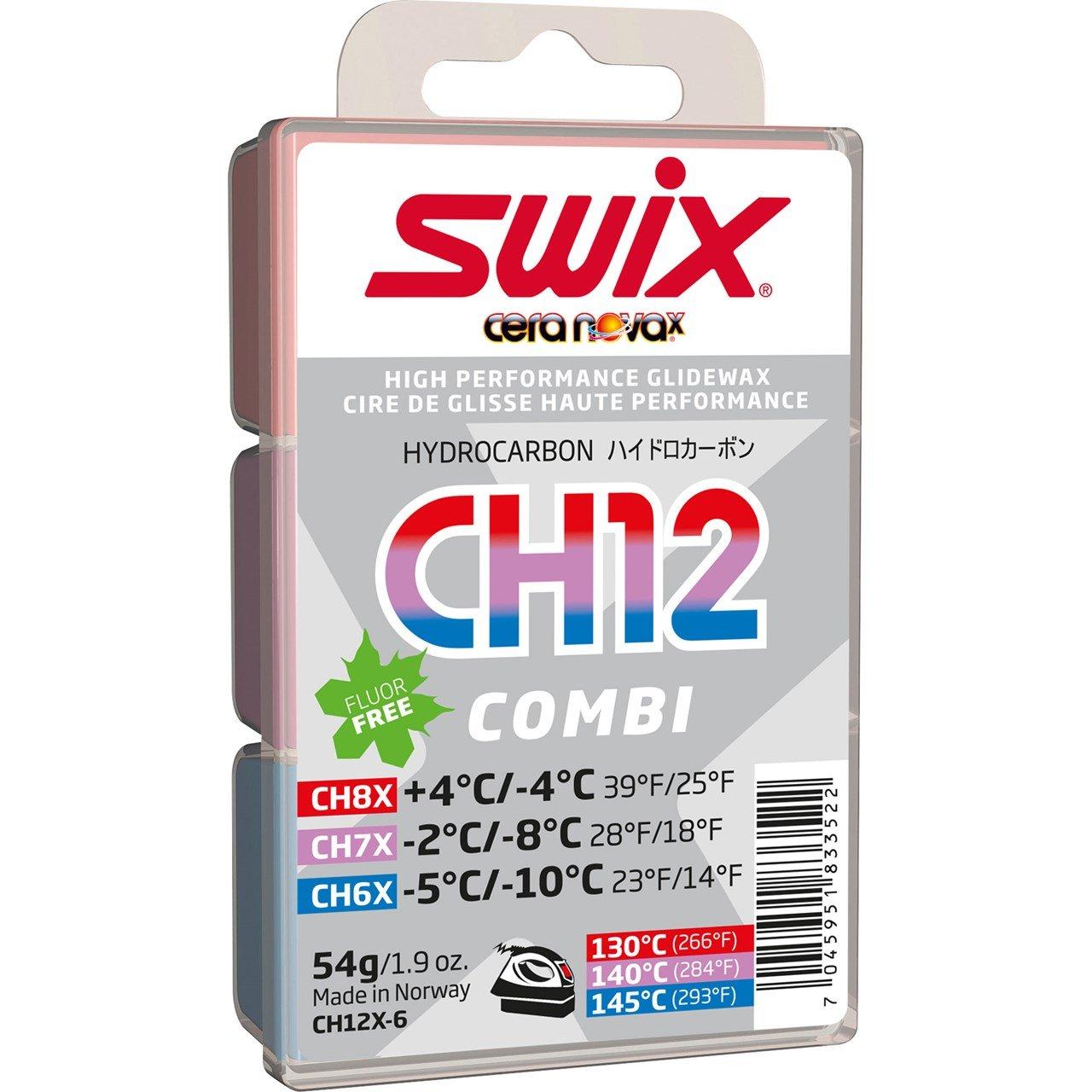 Swix CH12X Combi Wax