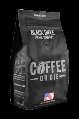 BRCC Coffee or Die Coffee