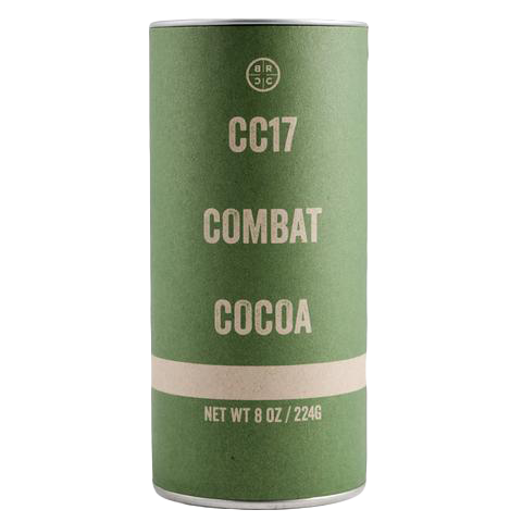 BRCC Combat Cocoa Canister