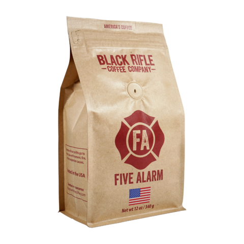BRCC Five Alarm Coffee