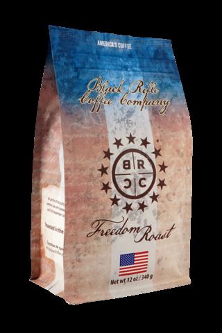 BRCC Freedom Roast Coffee