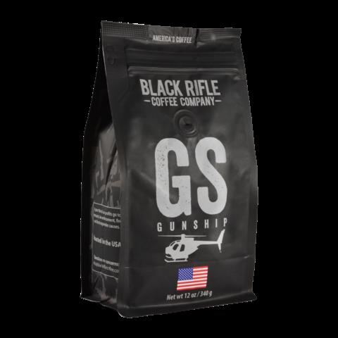 BRCC Gunship Coffee