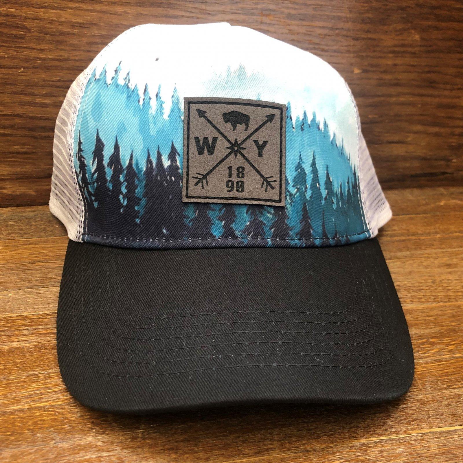Locale 1890 Taiga Trucker Hat
