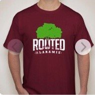 Rooted In Laramie T-Shirts