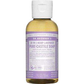 Dr Bronner's Pure-Castile Soap 2oz