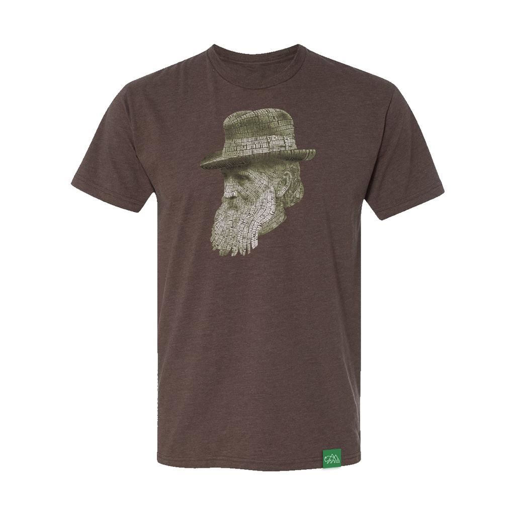 Wild Tribute Life of Muir Tshirt