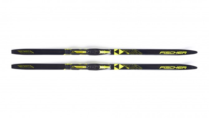 Fischer Sprint Crown IFP Skis