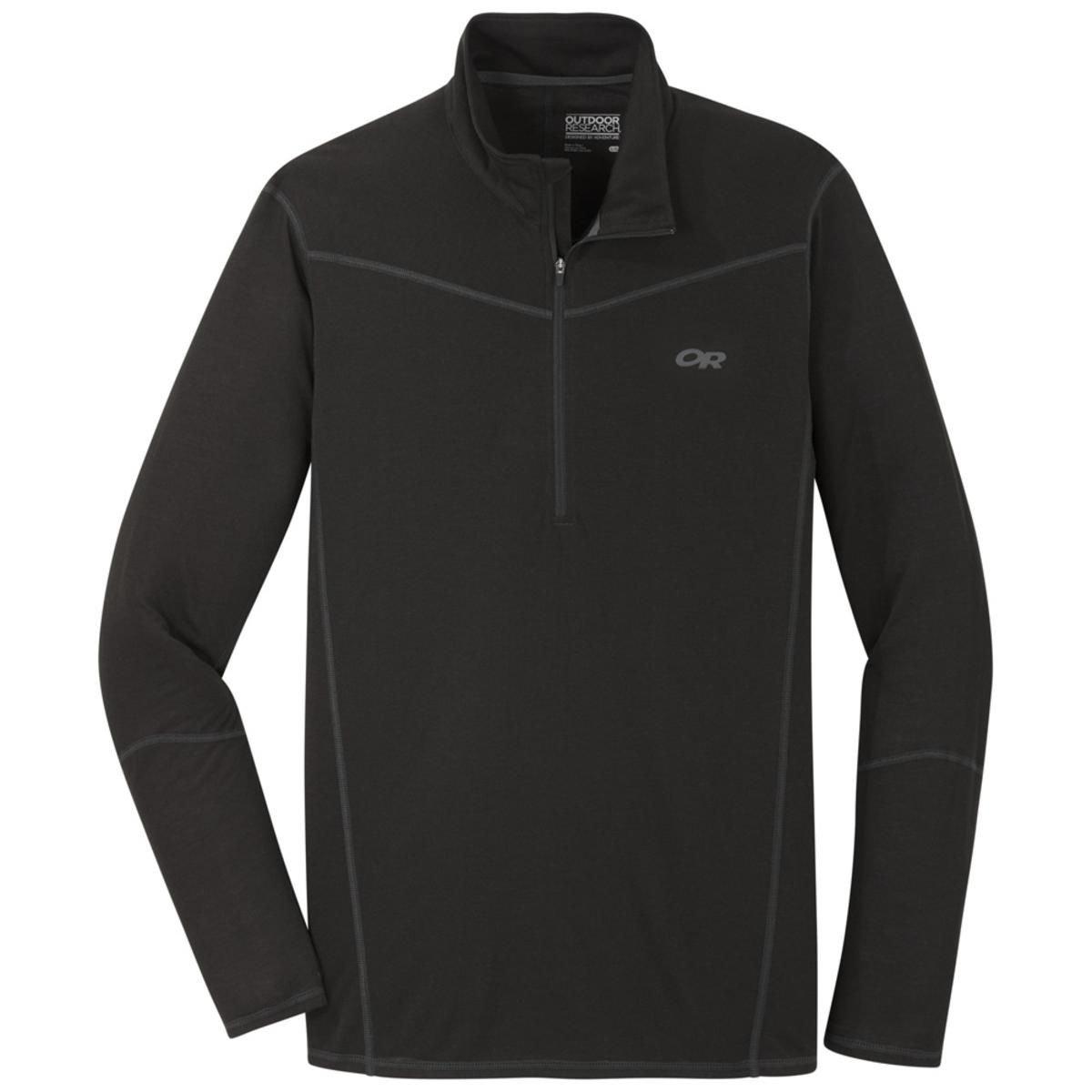 OR Enigma Half-Zip Men's Shirt