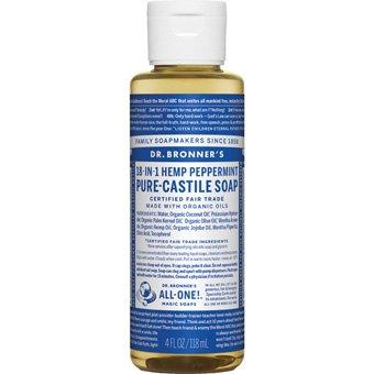 Dr Bronner's Pure-Castile Soap 4oz