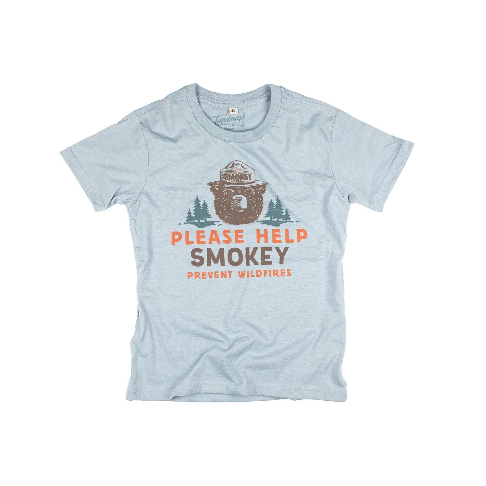 tLP Help Smokey Youth Tshirt