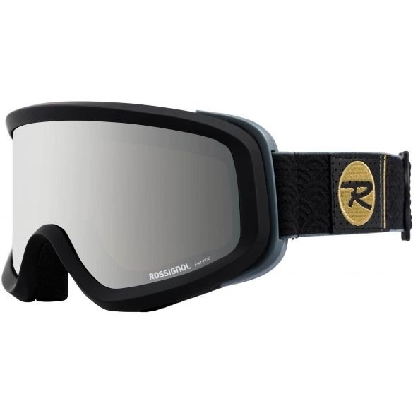 Rossignol Ace W HP Black Cylindrical Goggles