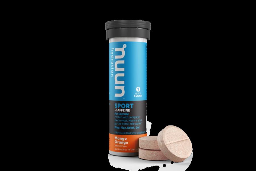 Nuun Sport + Caffeine Hydration Tabs