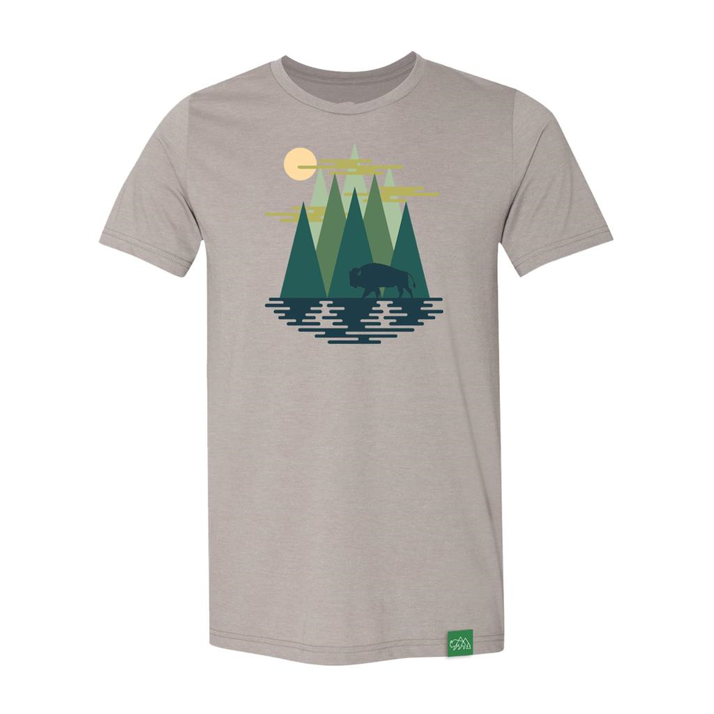 Wild Tribute Retro Wonderland Tshirt