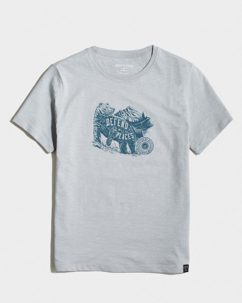 UbB Defend Wild Places T Shirt