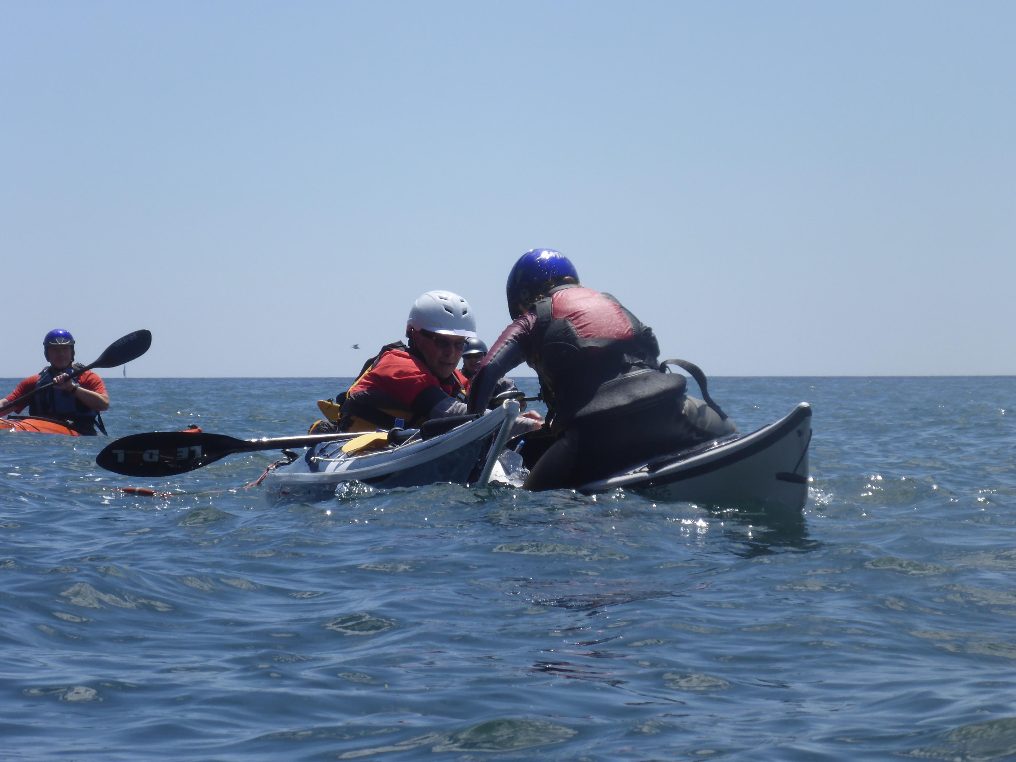 Aca L3 Kayak Ice