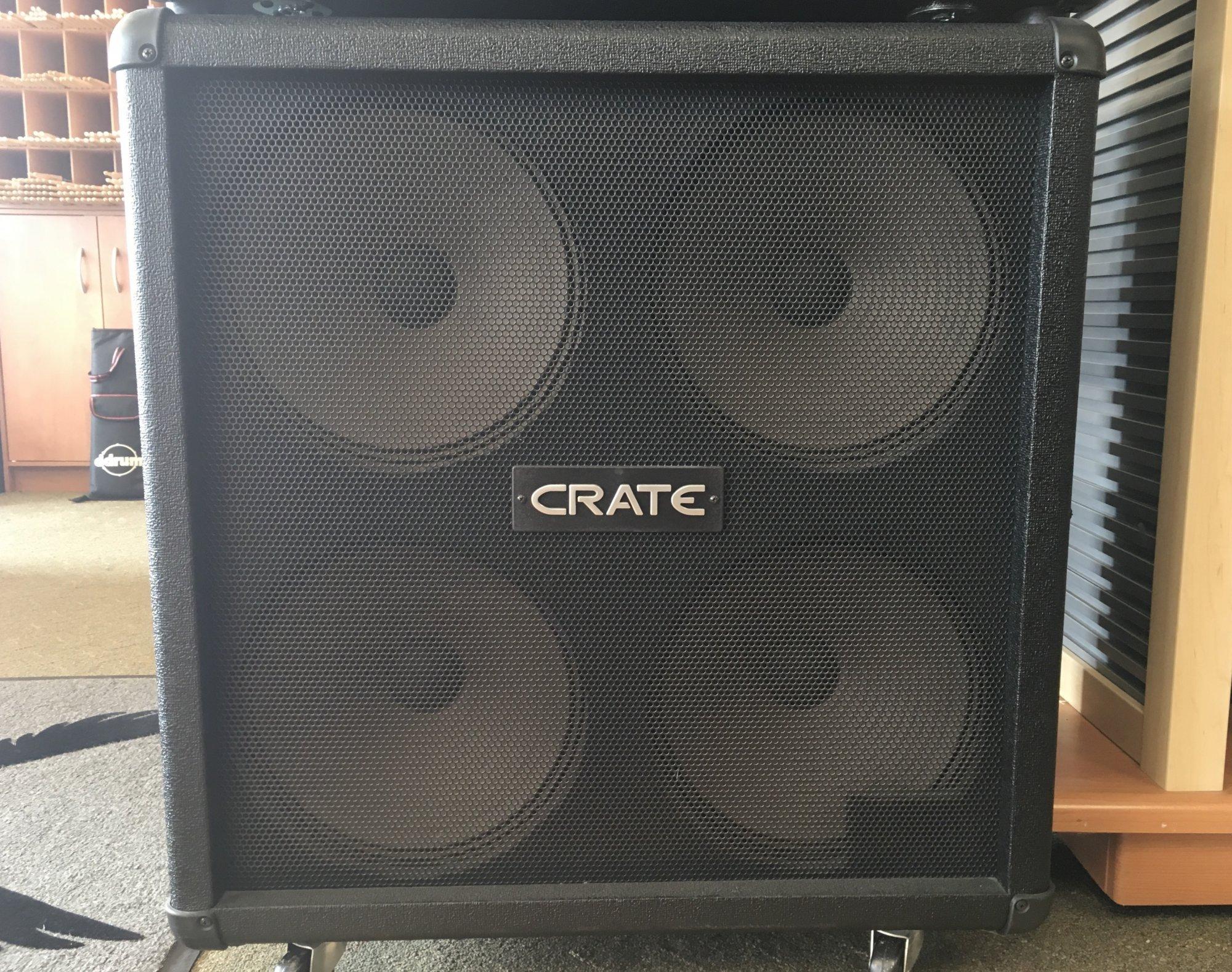 Crate G412ST 320w 4x12 Celestion Straig