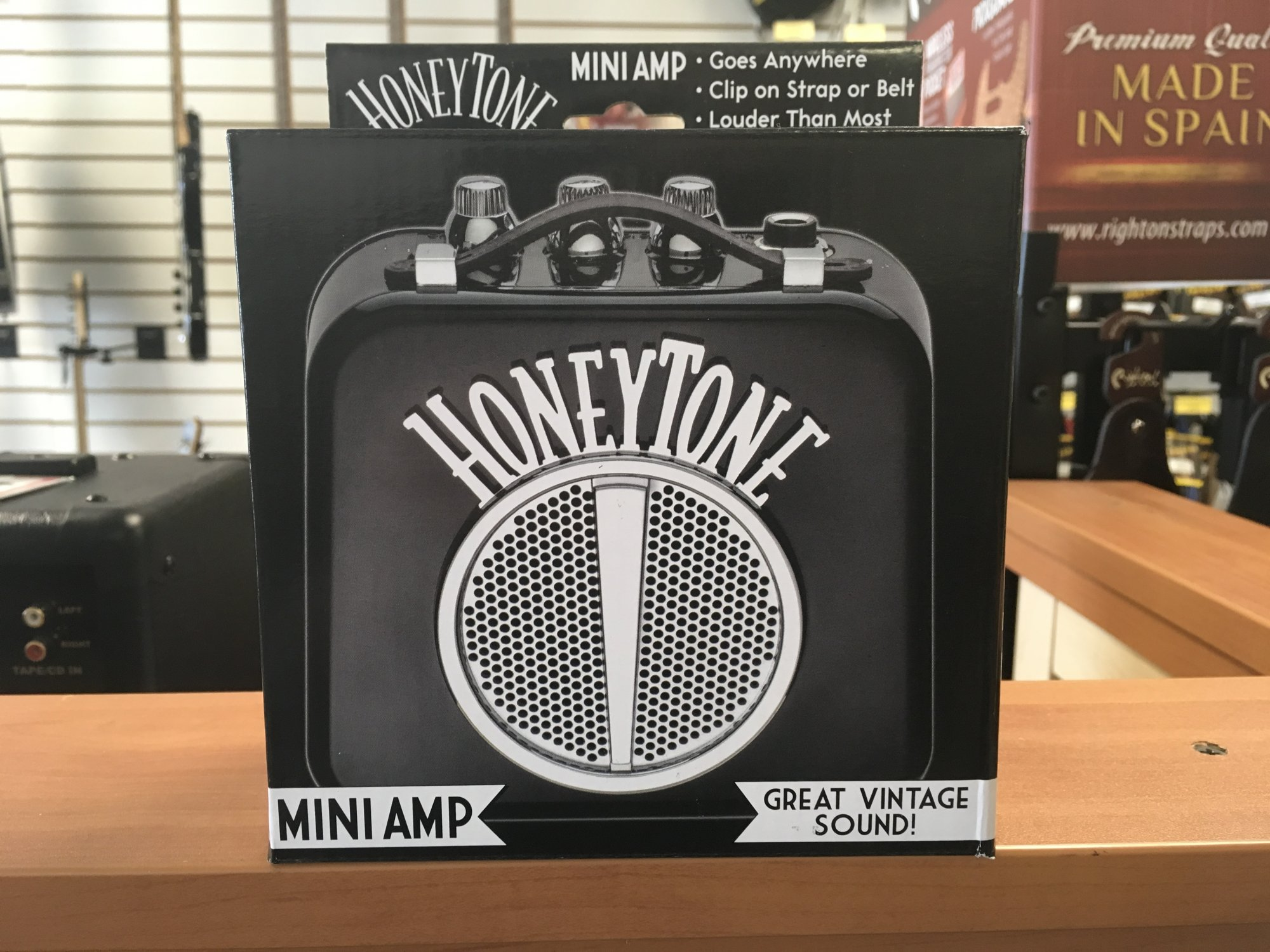 Danalectro Honeytone Mini Amp Black N10BK