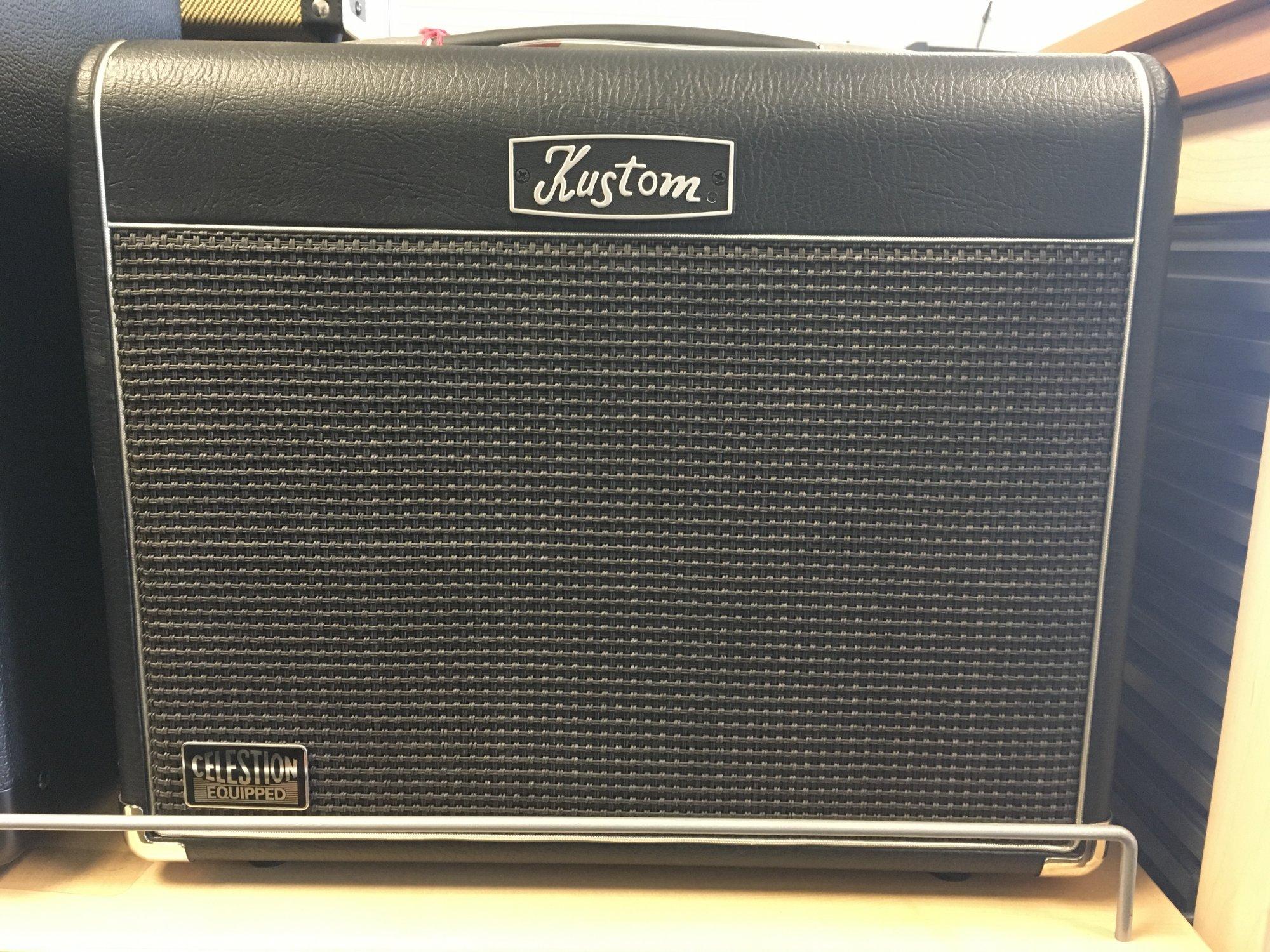 Kustom HV20 Guitar Amp 10 Speaker