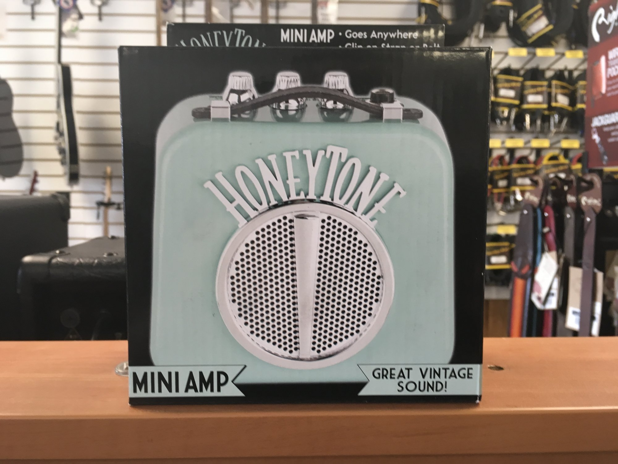 Danalectro Honeytone Mini Amp Aqua N10A