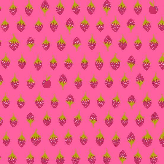Alison Glass Road Trip Apples - Sharp