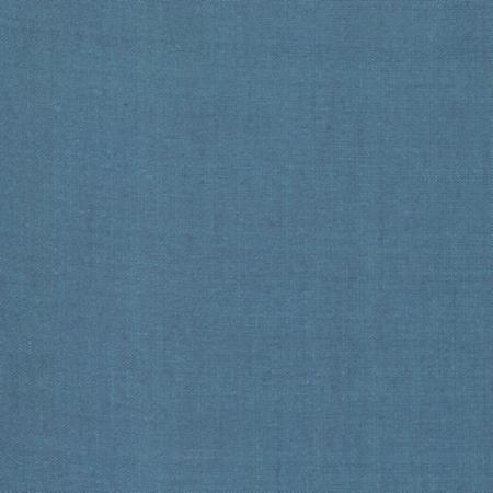 Cross Weave Wovens - Light Blue Yardage