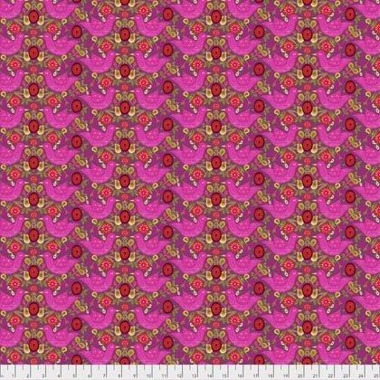 Garden Dreams - Birds Pink