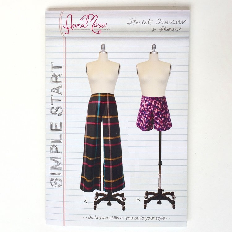 AMH Starlet Trousers & Shorts