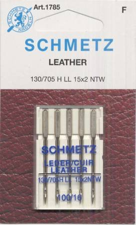 Schmetz Leather Machine Needle Size 16/100