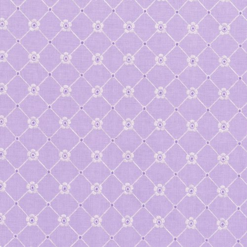 Afternoon In the Attic - Sweet Eyelet Lavendar