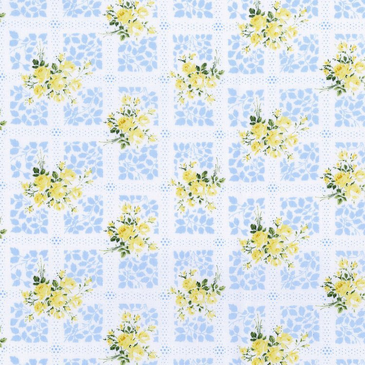 Afternoon in the Attic - Memento Daffodil Flannel