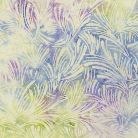 Malam Batiks VI Lights & Brights - Grass - Meadow