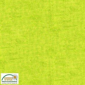 melange lime green