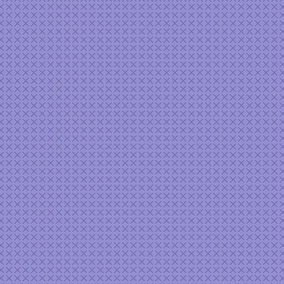 Lilac- Cross Stitch by Allison Glass for Andover Fabrics
