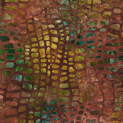 Tavarua 2 - Earth - Green/Brown