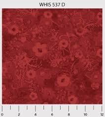 Whisper - Red Flowers