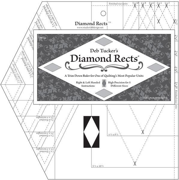 Studio 180 Diamond Rects
