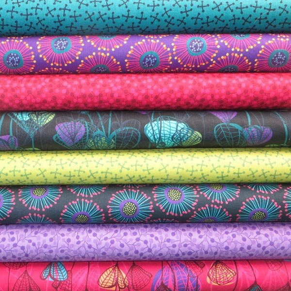 Forest Fancies - Fat Quarter Bundle