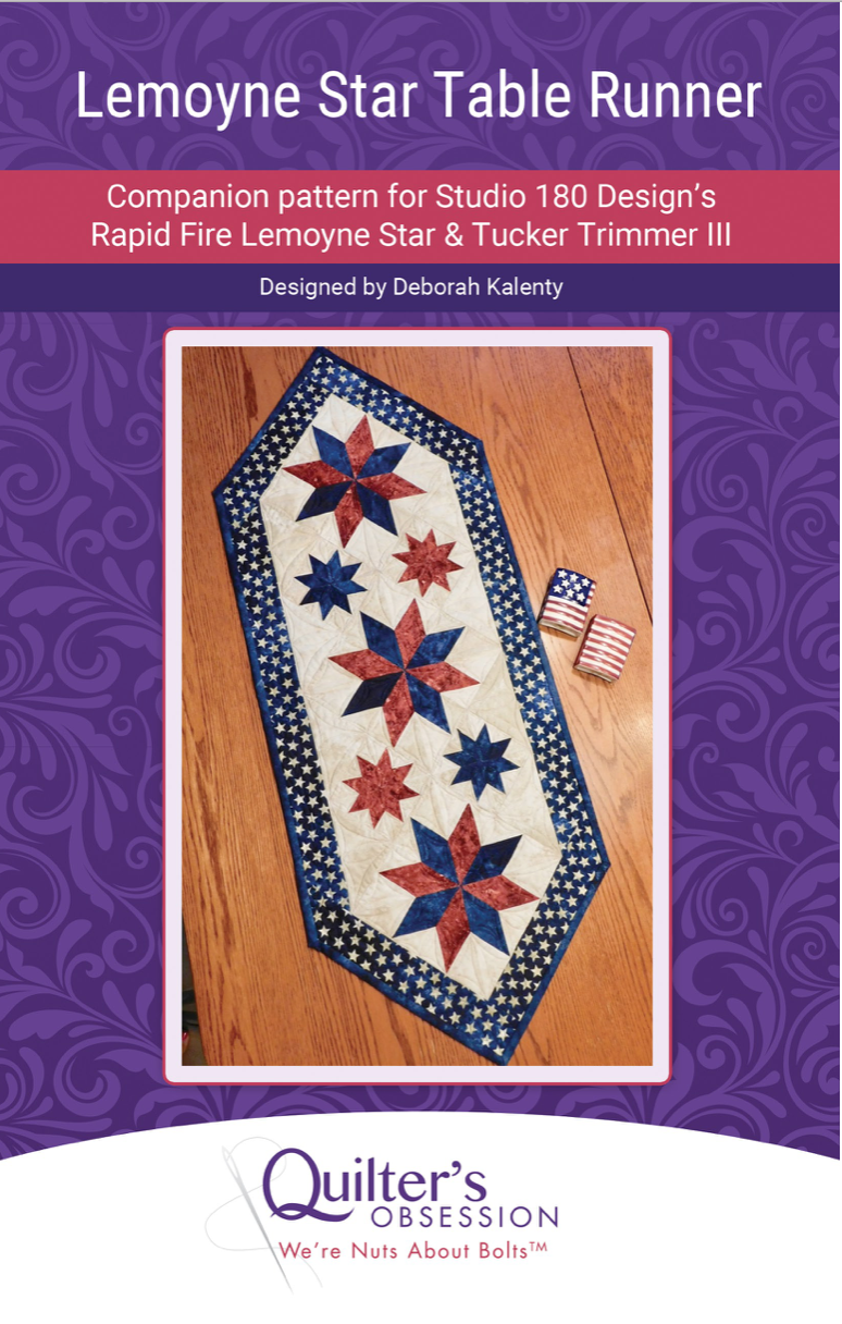 Lemoyne Star Table Runner