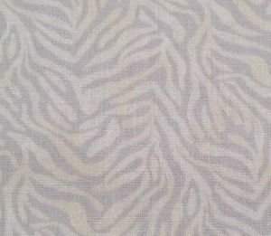 Special Delivery Yellow/Grey Zebra Stripes