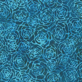 Anthology Batik Roses - Seaport