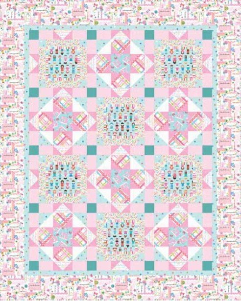 Sew Kind Free Quilt Pattern